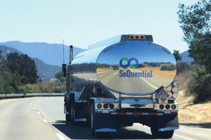 SeQuential Truck Rear View